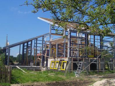 Frame bouwen